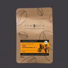 Bio Fair Kaffee CO2 entkoffeiniert Gr. 1 Peru
